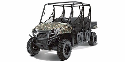 2013 Polaris Ranger® Crew® 500 Polaris Pursuit® Camo LE