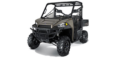 2013 Polaris Ranger® XP® 900 Bronze Mist LE