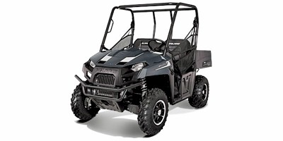 2013 Polaris Ranger® 500 EFI Magnetic Metallic LE