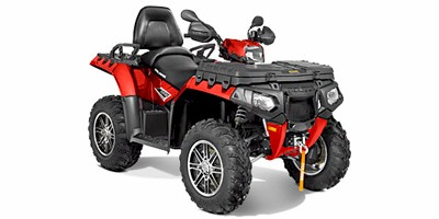 2013 Polaris Sportsman® Touring 850 HO EPS Sunset Red LE