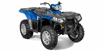 2013 Polaris Sportsman® XP® 850 HO EPS