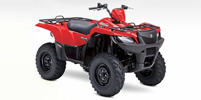 2013 Suzuki KingQuad 500 AXi Power Steering