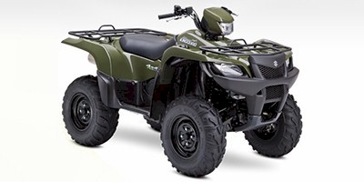 2013 Suzuki KingQuad 750 AXi Power Steering