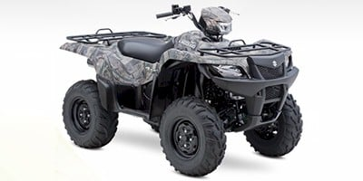 2013 Suzuki KingQuad 750 AXi Power Steering Camo
