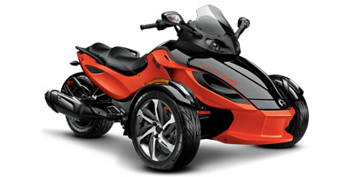 2014 Can-Am™ Spyder RS-S
