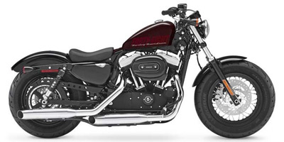 2014 Harley-Davidson Sportster® Forty-Eight®