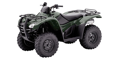 2014 Honda FourTrax Rancher™ AT IRS With Power Steering