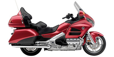 2014 Honda Gold Wing® Audio Comfort Navi XM