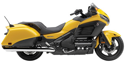 2014 Honda Gold Wing® F6B Deluxe