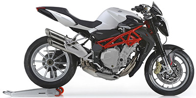 2014 MV Agusta Brutale 1090 with ABS