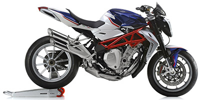 2014 MV Agusta Brutale 1090 RR with ABS