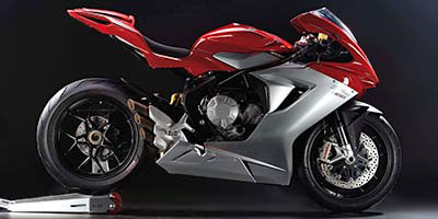 2014 MV Agusta F3 800 With ABS
