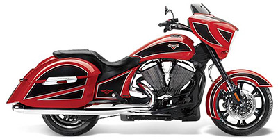 2014 Victory Cross Country® Ness Limited-Edition