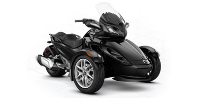 2015 Can-Am™ Spyder ST Base