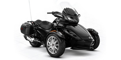 2015 Can-Am™ Spyder ST -Limited