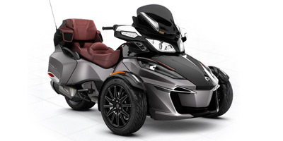 2015 Can-Am™ Spyder RT -S Special Series