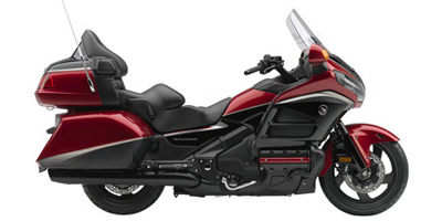 2015 Honda Gold Wing® Airbag