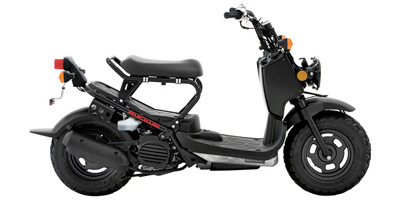 2015 Honda Ruckus Base