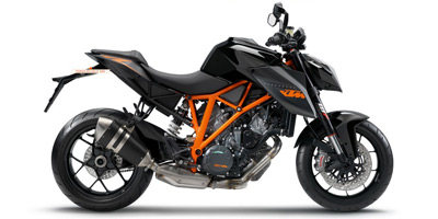 2015 KTM Super Duke 1290 R ABS
