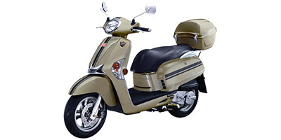 2015 KYMCO Like 200i 50th Anniversary
