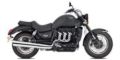 2015 Triumph Rocket III Roadster ABS