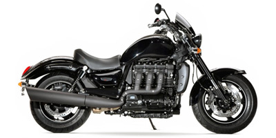 2015 Triumph Rocket III X Limited Edition
