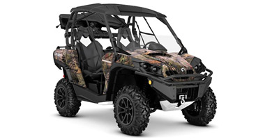 2017 Can-Am™ Commander 1000 Mossy Oak™ Hunting Edition