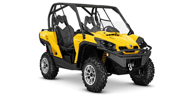 2017 Can-Am™ Commander 800R XT