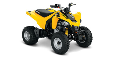 2018 Can-Am™ DS 250