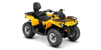 2017 Can-Am™ Outlander™ MAX 450 DPS