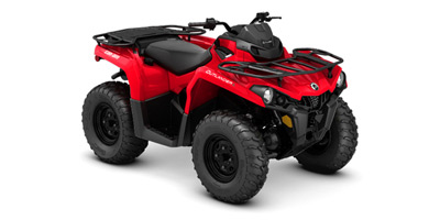 2018 Can-Am™ Outlander™ 570