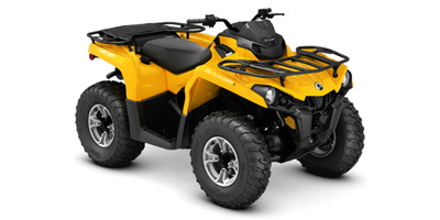 2017 Can-Am™ Outlander™ 570 DPS