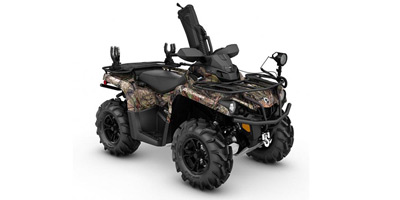 2017 Can-Am™ Outlander™ Mossy Oak Hunting Edition 570