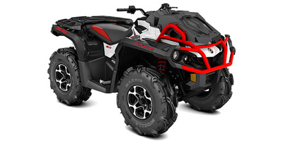 2017 Can-Am™ Outlander™ X mr 650