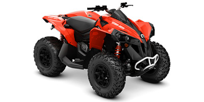 2017 Can-Am™ Renegade 850