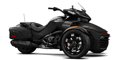 2016 Can-Am™ Spyder F3 Limited Special Series