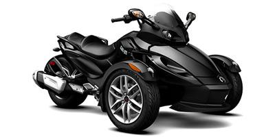 2016 Can-Am™ Spyder RS Base