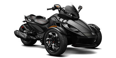 2016 Can-Am™ Spyder RS S