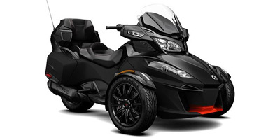 2016 Can-Am™ Spyder RT S Special Series