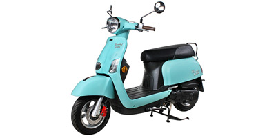 2018 Genuine Scooter Co. Buddy Kick 125