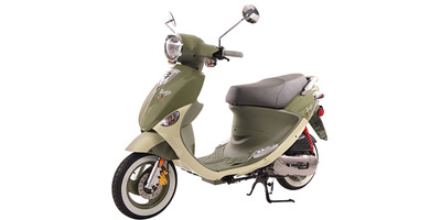 2018 Genuine Scooter Co. Buddy Little International Italia 50
