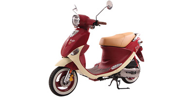 2017 Genuine Scooter Co. Buddy Little International Pamplona 50