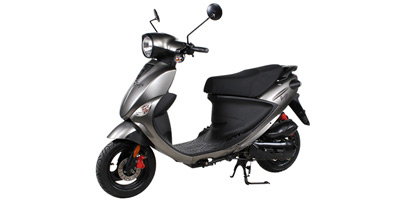 2016 Genuine Scooter Co. Buddy 50