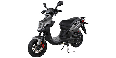 2018 Genuine Scooter Co. Roughhouse 50 Sport