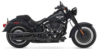 2016 Harley-Davidson S-Series Fat Boy®