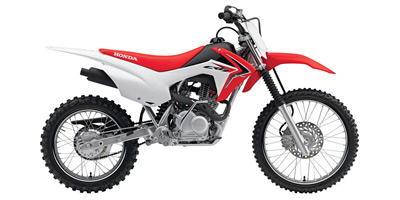 2016 Honda CRF® 125F (Big Wheel)