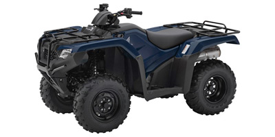 2017 Honda FourTrax Rancher® 4X4 Automatic DCT EPS