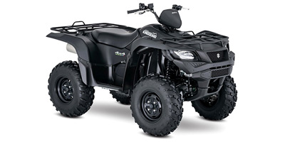 2017 Suzuki KingQuad 500 AXi Power Steering Special Edition