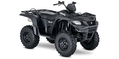 2018 Suzuki KingQuad 750 AXi Power Steering Special Edition