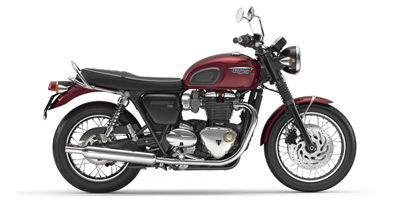 2017 Triumph Bonneville T120 Base